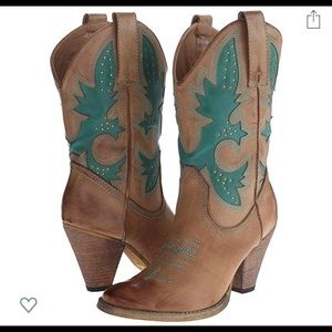 Very Volatile Western Boots 9
